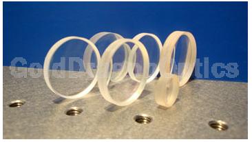 紫外熔石英(JGS1)平凹球面透镜
