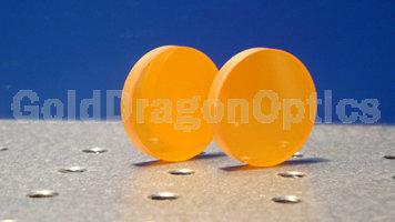 硒化锌(ZnSe)双凹球面透镜