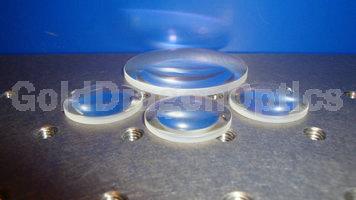 BaF2平凸球面透镜