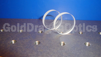 氟化钙(CaF2)圆形窗口